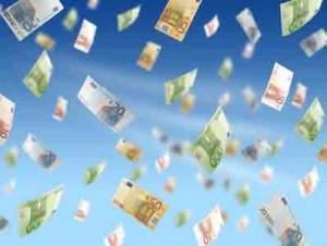 pioggia di euro