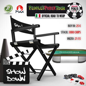 People's Poker ShowDown