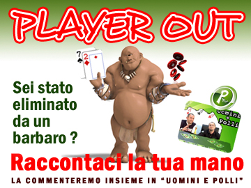 Eliminato da un barbaro? Ti regaliamo un freeroll!