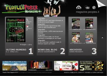 magazine per blog