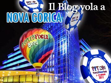 il blog vola a Nova Gorica