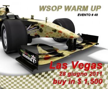 wsop warm up da 1500$