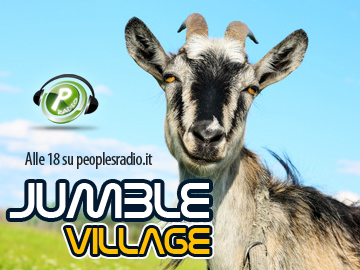 Arriva il Jumble Village, alle 18 su PeoplesRadio.it