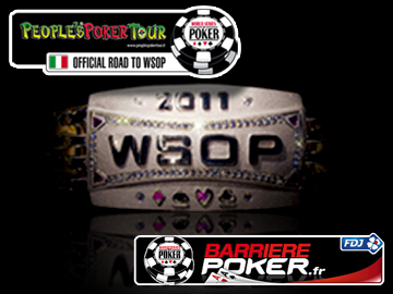 People's Poker e Barriere verso le WSOP