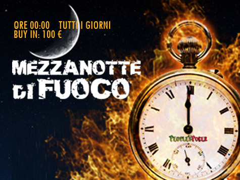 Panorama tornei –  La nostra serata offre 60mila euro in sole due ore di gioco!