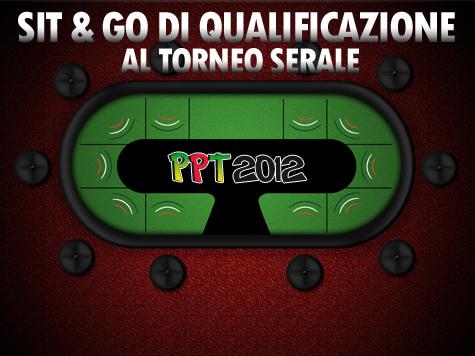 People's rilancia sulle qualificazioni PPT:  da oggi c'è il Sit&Go da 10 persone!