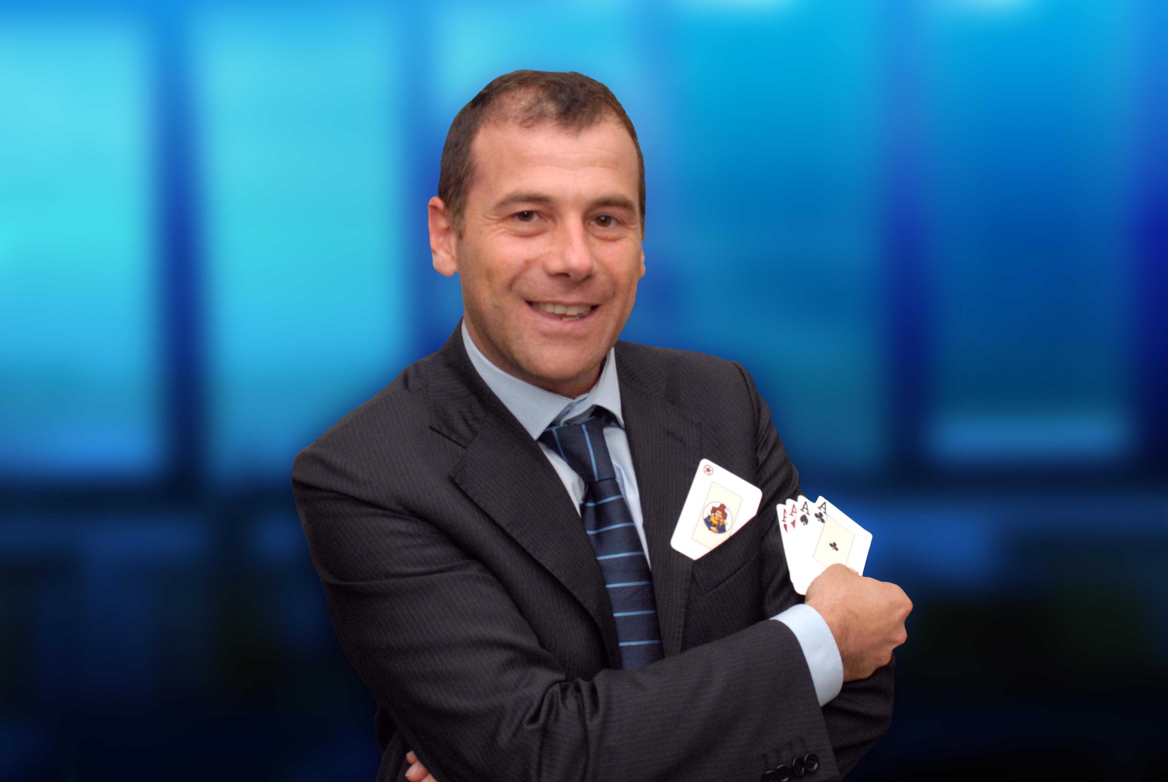Fabrizio D'Aloia è tra i 50 manager più influenti al mondo nel Gaming!
