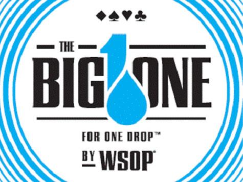 The Big One for One Drop: una goccia d'acqua per scavare nelle nostre coscienze!