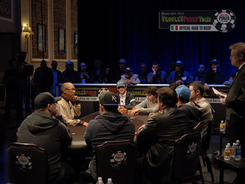 Sabato e Domenica il Final Table  di Las Vegas in onda con poker1mania!