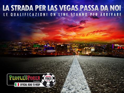 Il Programma delle WSOP 2012 promette spettacolo… preparatevi a qualificarvi con People's Poker!