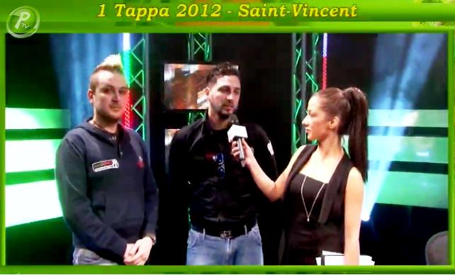 Su People's Tv tutte le impressioni a caldo dei protagonisti di Saint Vincent!