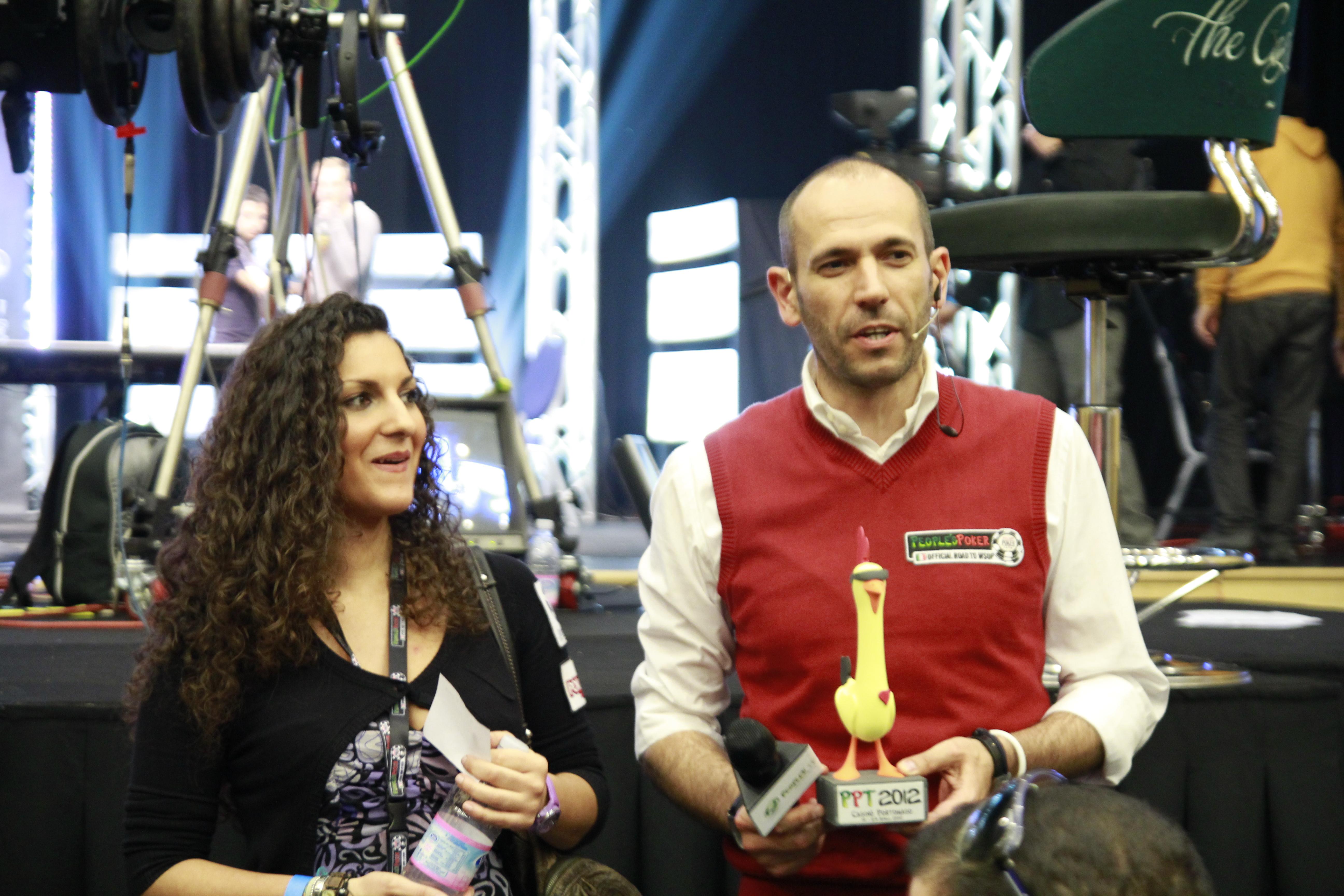 PPT Malta 2012 – Termina il Day 3, si infrange il sogno di Valentina…