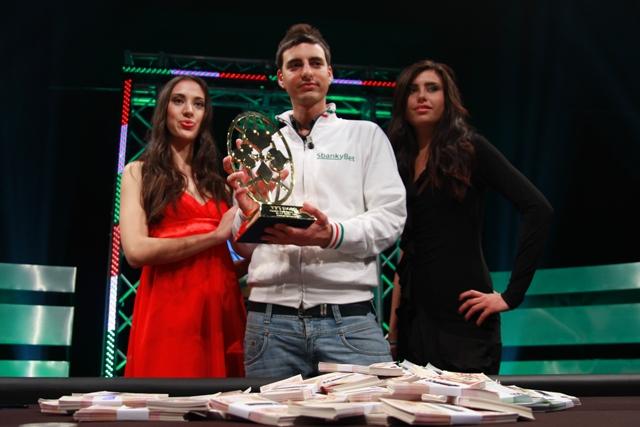 PPT Malta 2012 – Fabrizio Rossi trionfa al Main Event!