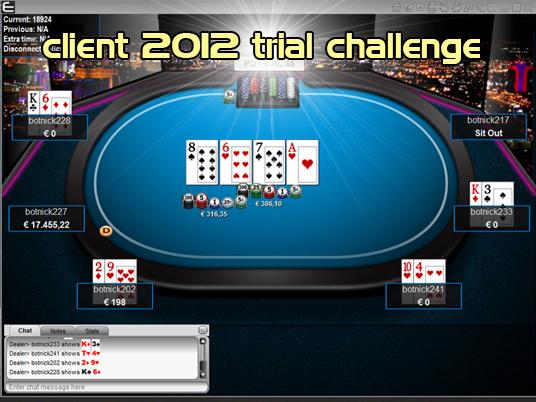Client 2012 Trial Challenge:  a Malta la prima sfida della nuova era!