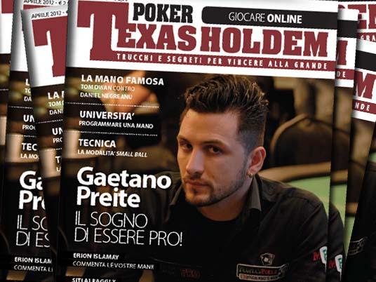 Dalla provincia salentina a Las Vegas: lo Spaccone conquista la sua prima copertina!