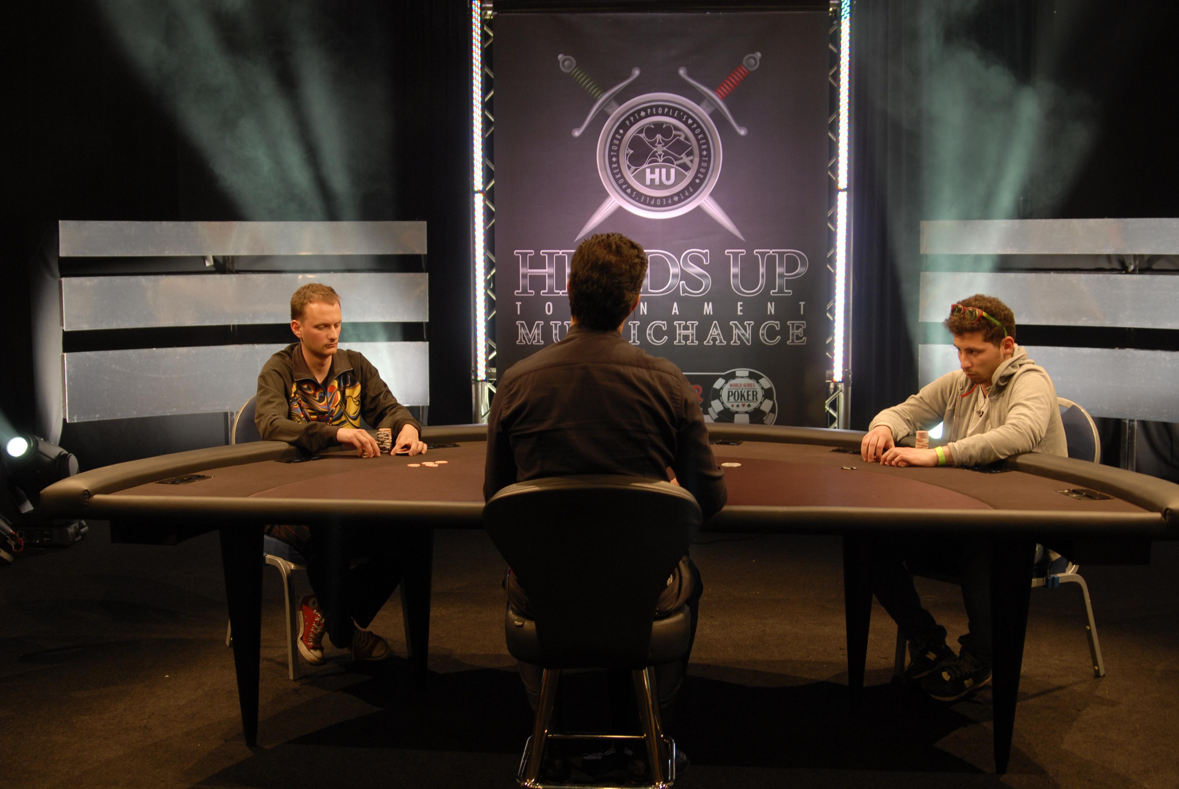 Appuntamento a domani con le finalissime Heads up e WSOP Event