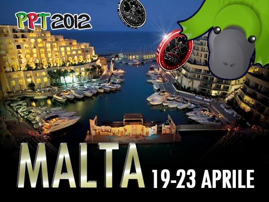 Verso il PPTour di Malta – Per ora l'ornitorinco resta in Australia!