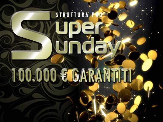 Super Sunday da 100mila euro garantiti: a casa People's torna la primavera!