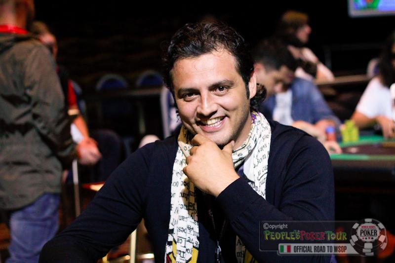 Verso il PPTour di Praga – Al People's Poker Tour Saverio non paga mai!