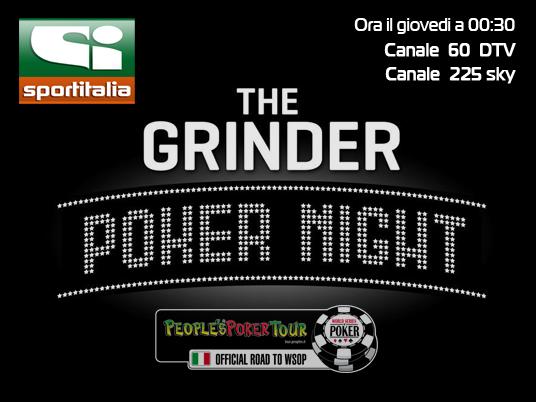 Rivivi tutte le emozioni del PPTour 2012,  ogni giovedì sera su Sportitalia1!