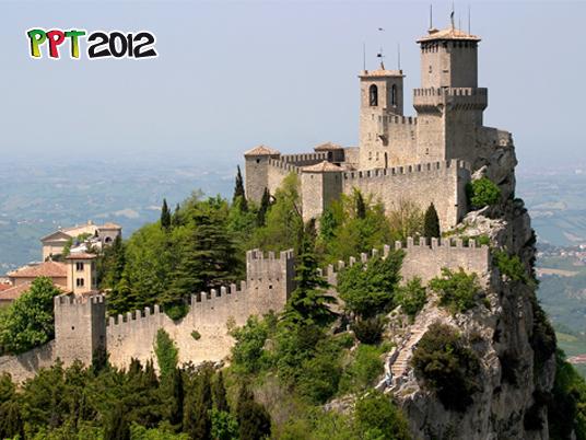 PPT 2012 – 4° Evento, San Marino
