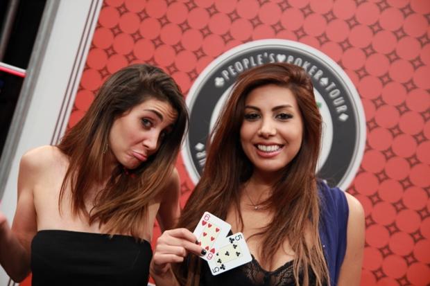 È Jackelin la più pokerista delle Pokerine