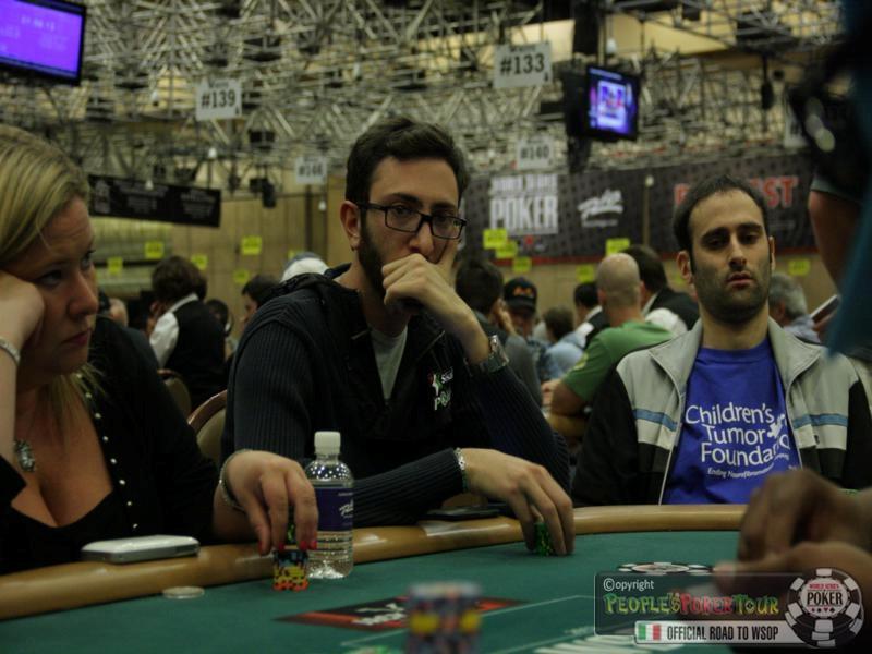 WSOP – Il Millionaire Maker straccia tutti i record, l'Italia ancora in corsa con Galb!