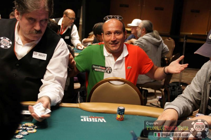 WSOP 2012 – Main Event: finisce il day 2/C, si va al day 3 con Bus, scatola magica e Fischietti!