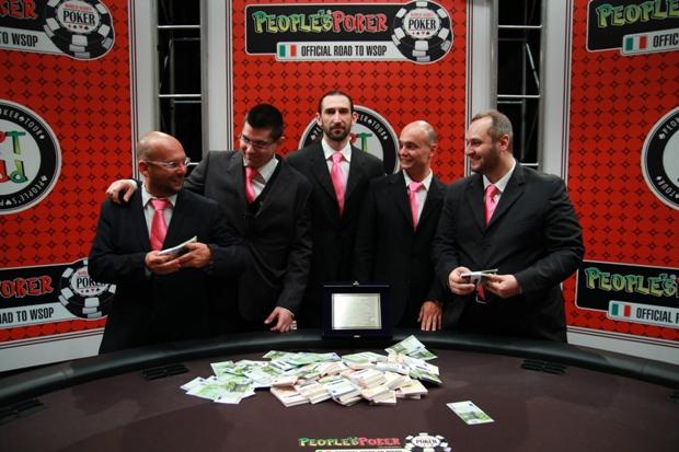 Magic Poker… allo Showdown!