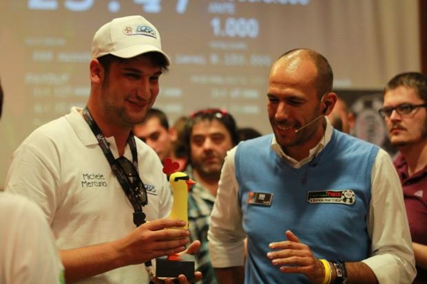 PPTour Nova Gorica 2012 Day 2: Mercurio out, scoppia la bolla e sono tutti a premio!