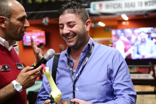 PPTour Nova Gorica 2012: Alex Longobardi bubbleman del tavolo finale!