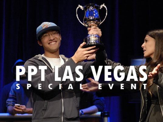 PPTour Special Event Las Vegas: se non vieni non ci credi!