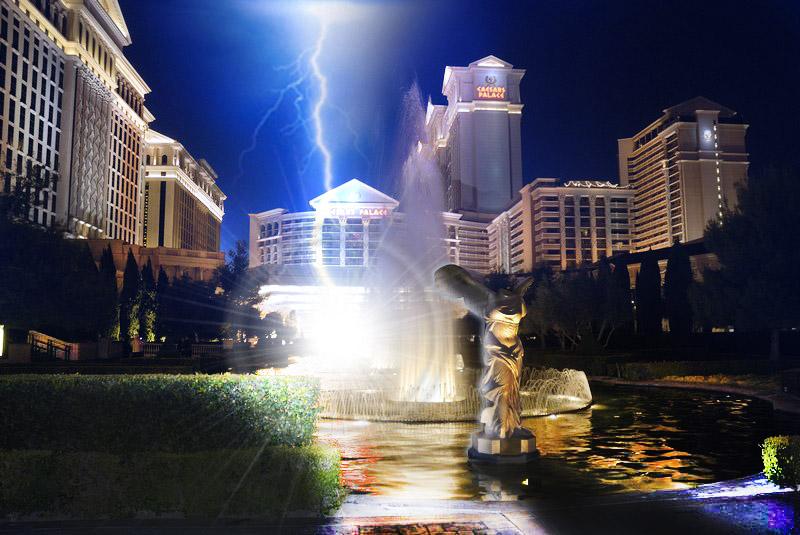 RAIDEN si prepara a folgorare Las Vegas!