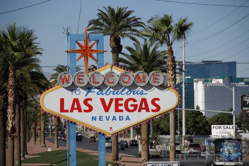 Alla scoperta di Las Vegas,  nell'attesa dello Special Event