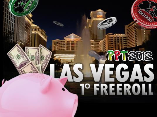 Verso il PPTour di Las Vegas – Rossano Carboni vola gratis al Caesars Palace!