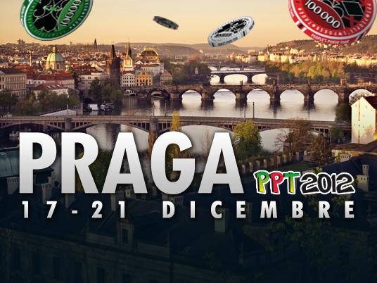 Natale a Praga: dal 17 Dicembre solo su People's Poker!