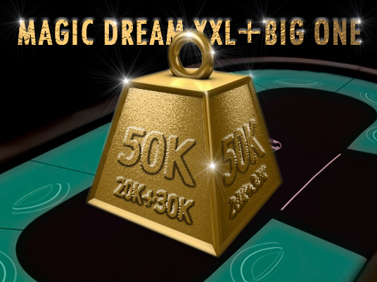 Il Magic Dream rifiuta la dieta e rimane XXL! Il Big risponde e sono altri 50mila!