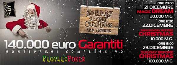 Il Natale People's è già arrivato!