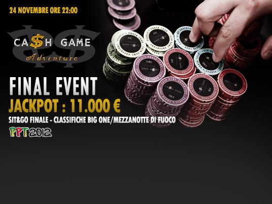 Cash Game Adventure: arriva il Sit&Go che regalerà il primo ticket per la Finale di Praga!