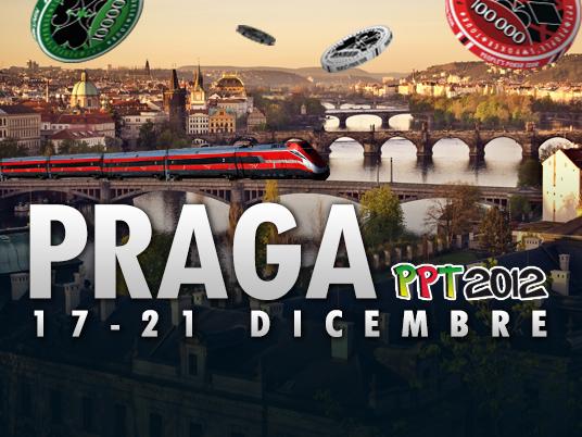 Verso il PPTour di Praga – Il frecciarossa inaugura la tratta Canosa – Praga!