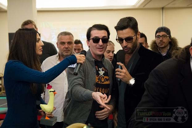 People's Poker Tour Praga 2012 – Il Jaguaro sferra l'attacco: Pallassini chipleader del Tavolo Televisivo!