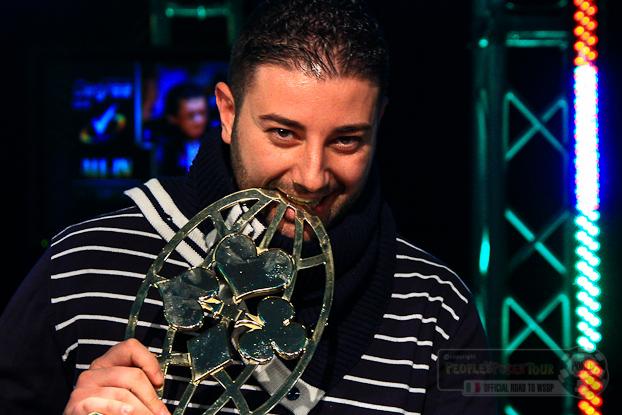 People's Poker Tour Praga 2012 – Alex Longobardi è il Doge di Praga!