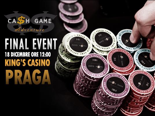 Cash Game Adventure Final Event: questi gli otto finalisti di Praga!