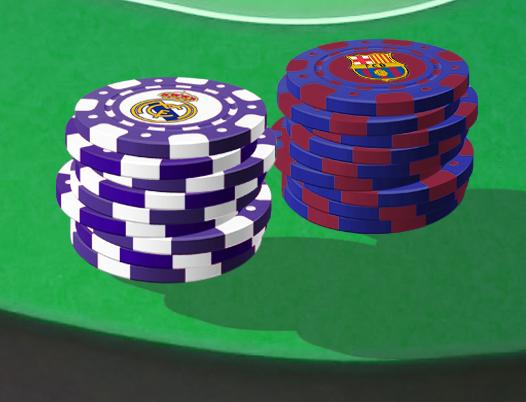 """Eurovegas e Barcelona World: ora """"el Clasico"""" si gioca ai tavoli verdi!"""