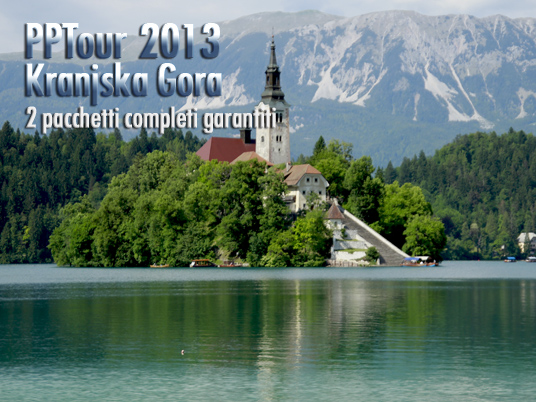 PPTour Kranjska Gora due pacchetti garantiti: appuntamento alle 23:30 per un'altro double up!