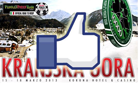 Social People's: il backstage di Kranjska Gora in diretta su facebook!