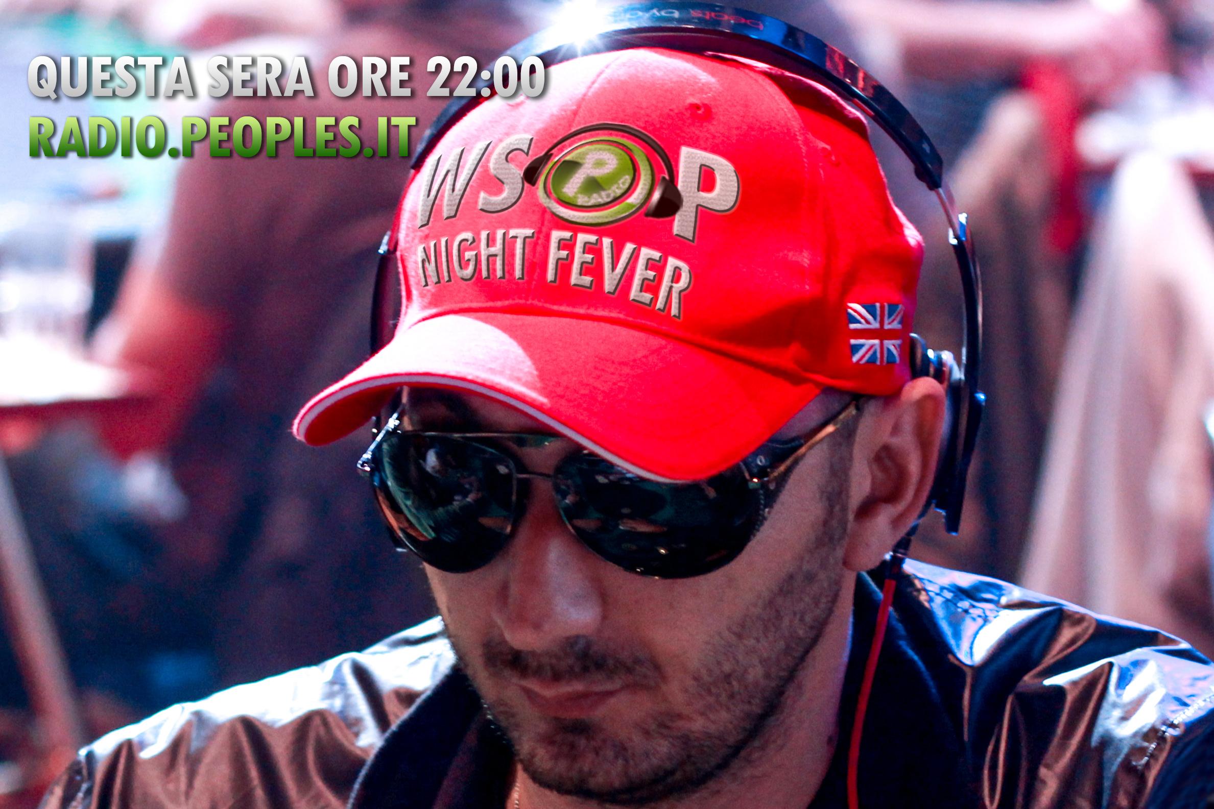 WSOP Night Fever – Ultima puntata con il saluto dei Campioni… ora l'appuntamento è a Las Vegas!