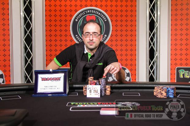 PPTour Malta 2013 – Dai side due verdetti: al Runner la spunta Iocco, al Knock out Corleone!