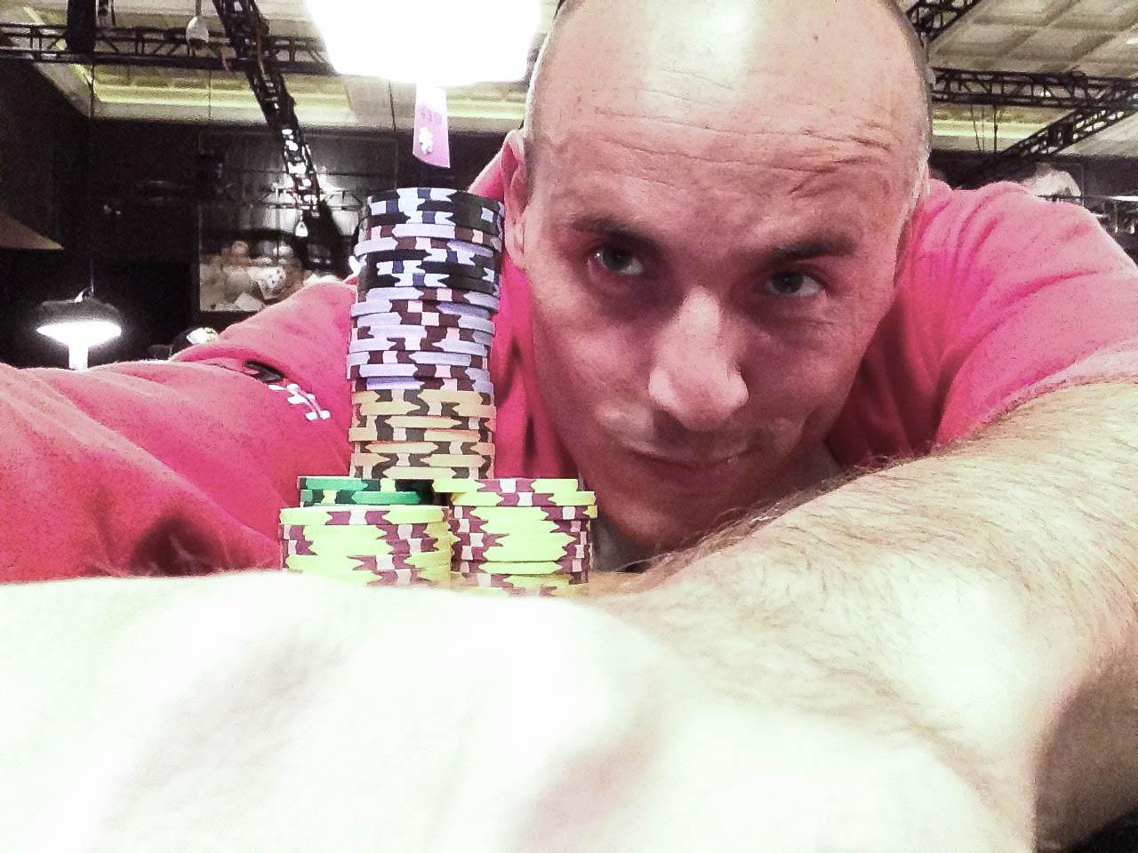 WSOP 2013: Day 1C ricco di emozioni e colpi di scena per i colori italiani!
