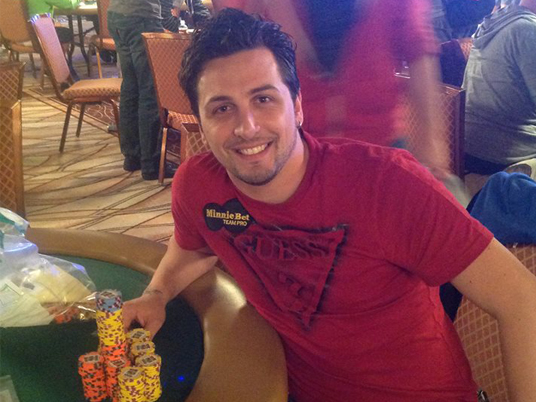 WSOP 2013 – Don Tano show, Cesarino nuovo portabandiera!